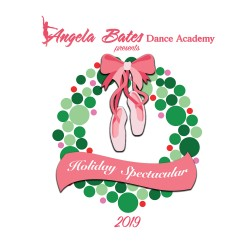 "Angela Bates Dance Academy ""Holiday Spectacular 2019,"" December 15, 2019 (2 Shows)"
