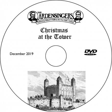 """Ardensingers """"Christmas at the Tower*,"""" Saturday, December 7, 2019"""