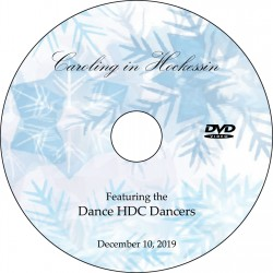 "Dance HDC ""Caroling In Hockessin,"" December 10, 2019"