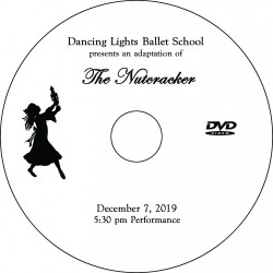 "Dancing Lights Ballet School ""The Nutcracker,"" December 7, 2019, 6:00 Show"