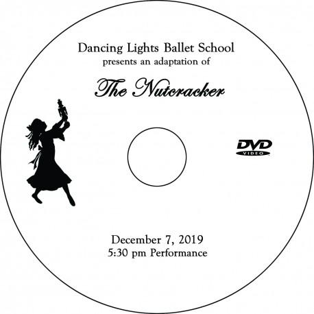"Dancing Lights Ballet School ""The Nutcracker,"" December 7, 2019, 6:00 Show"